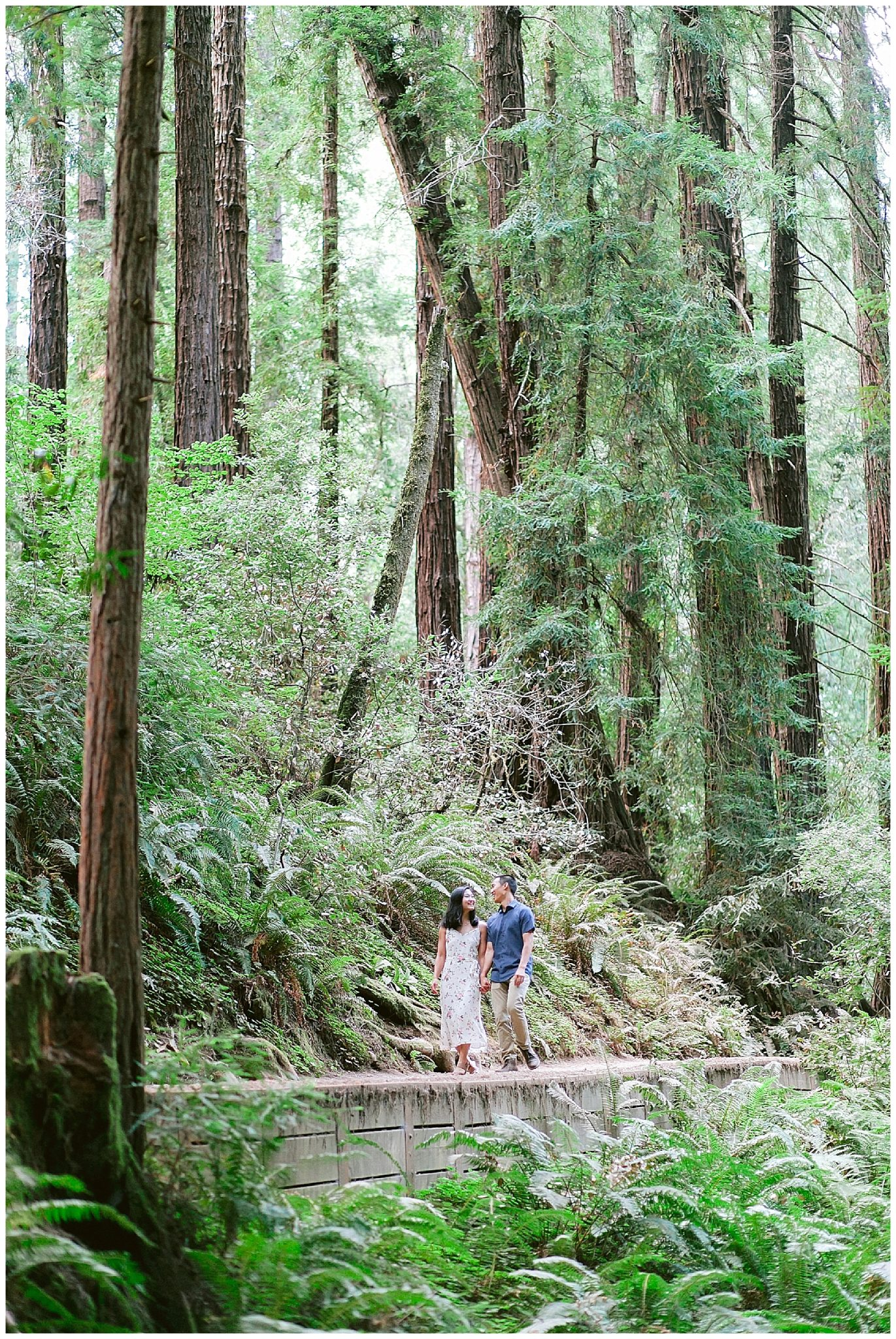 Muir Woods Engagement_1942.jpg