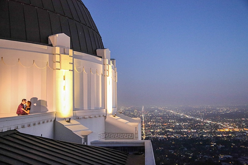 Griffith Observatory Engagement_2491.jpg
