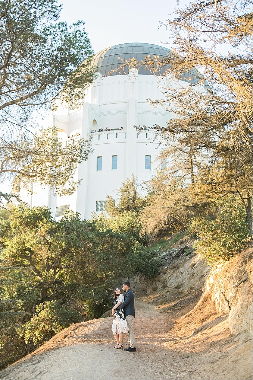 griffith observatory engagement session_7118.jpg