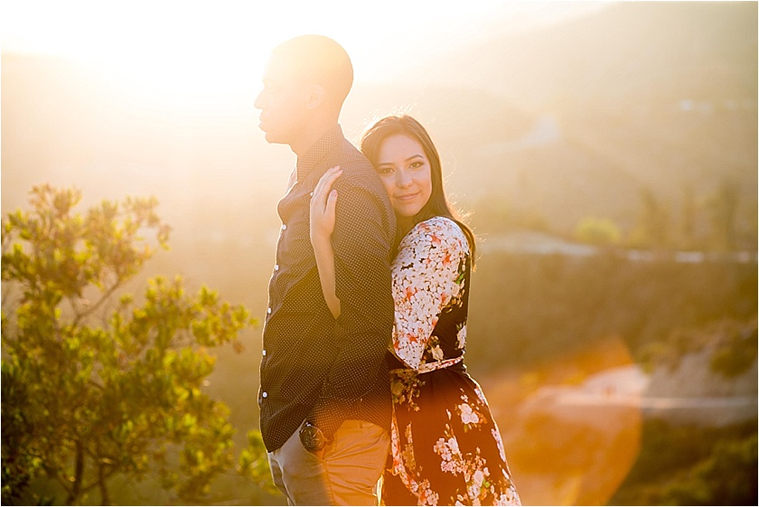griffith observatory engagement session_7122.jpg