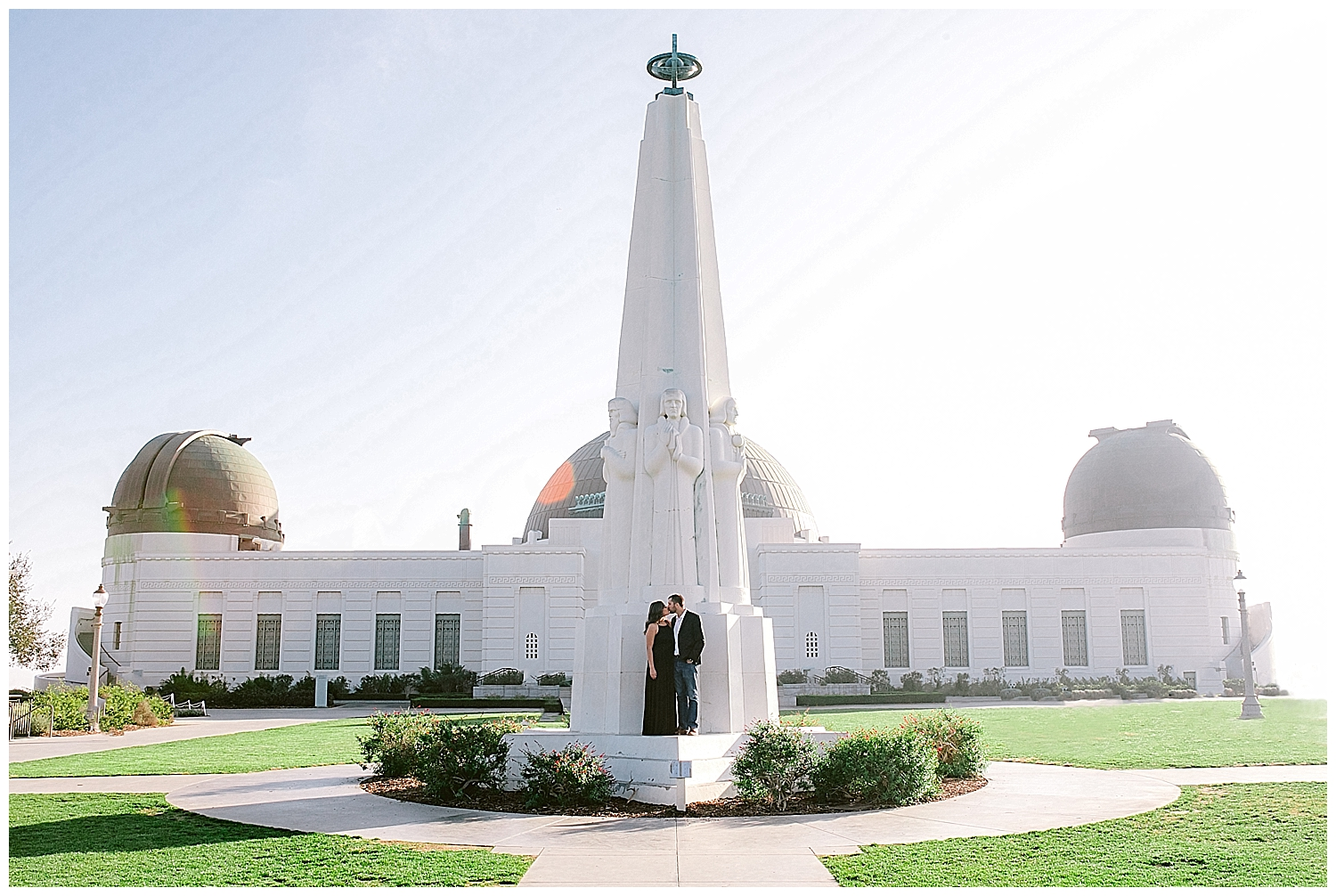 Griffith Observatory Engagement_2320.jpg